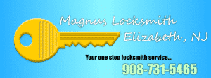 Magnus Locksmith Elizabeth, NJ