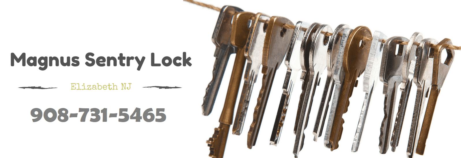Magnus Sentry Lock your Locksmith in Elizabeth NJ